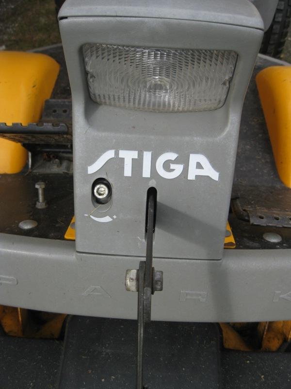 Entretien Stiga Park Pro 4WD 20 Img_7711