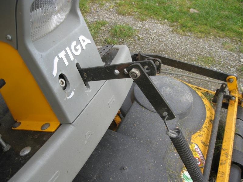 Entretien Stiga Park Pro 4WD 20 Img_7712