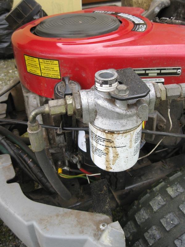 Entretien Stiga Park Pro 4WD 20 Img_7714