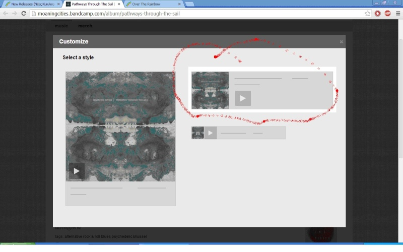 How to post bandcamp & soundcloud players 3_bmp12