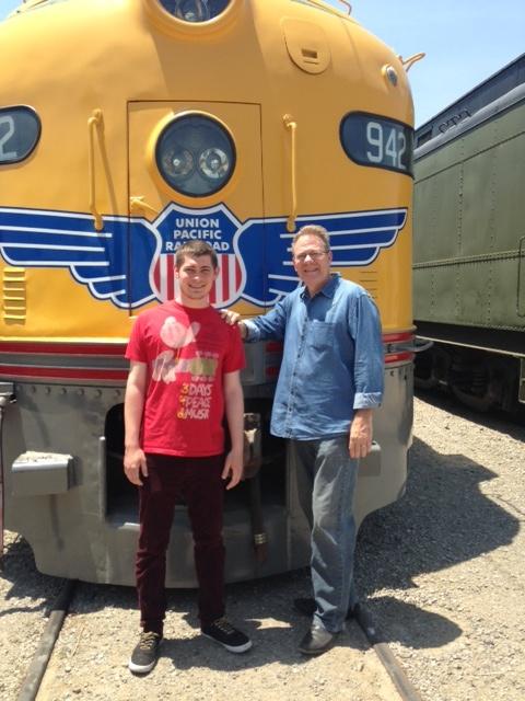 Vous aimez des trains ? Train211