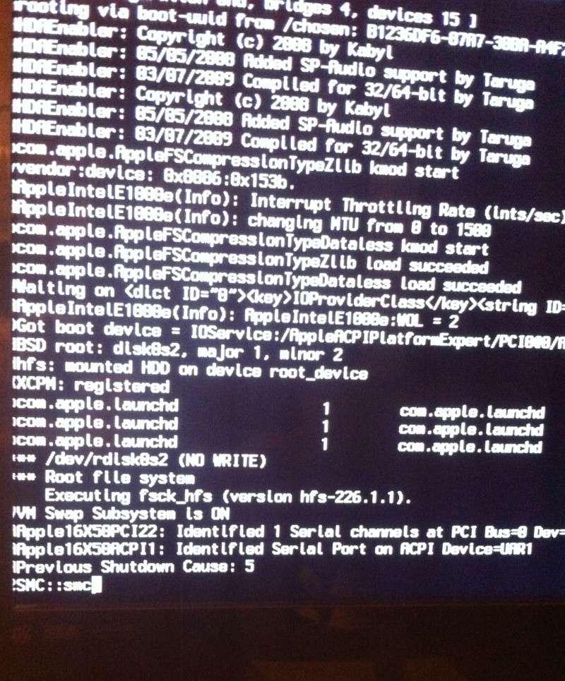 *RESOLU* HG87N + HD4600 + branchement sur télé - Page 2 Img_6919