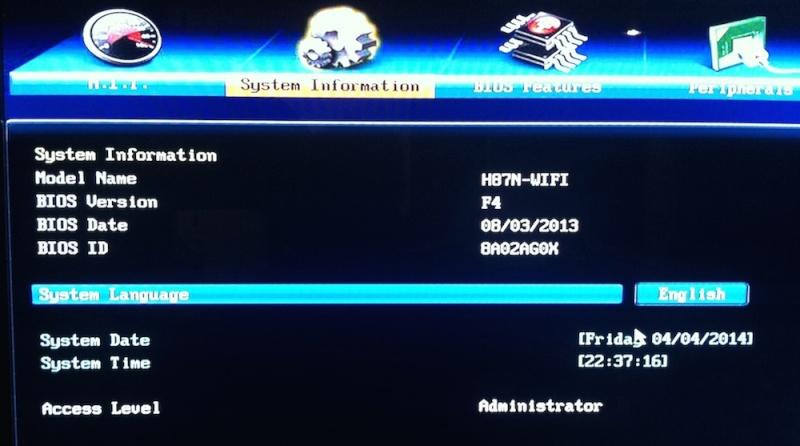 *RESOLU* HG87N + HD4600 + branchement sur télé - Page 3 Img_6928