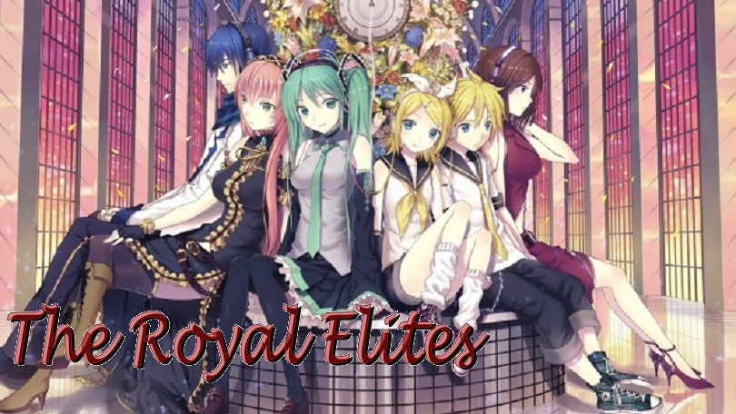 The Royal Elites of Aura Kingdom