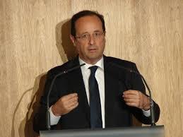 Discours du Président de la République F. Hollande devant le CSFM - décembre 2013 Hollan10