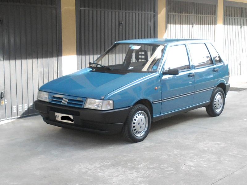 Fiat Uno 45 4 marce 1989 2° serie Foto-010
