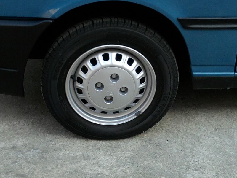 Fiat Uno 45 4 marce 1989 2° serie Foto-012