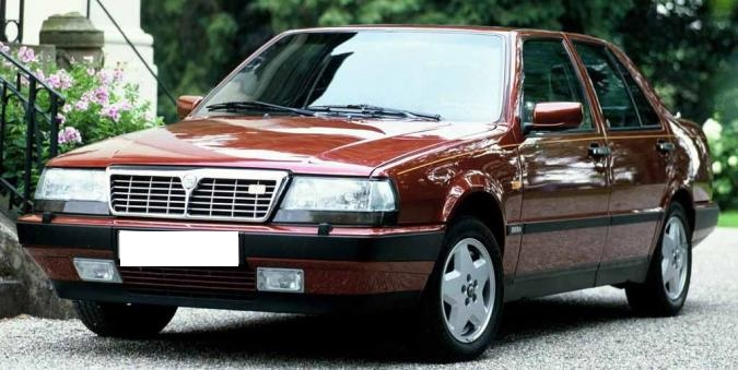 Alfa Romeo 75 3.0 V6 VS Lancia Thema 8.32, quale preferite? Lancia11