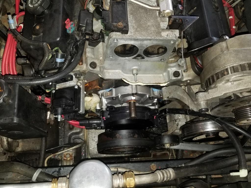 Historique de réparation ou restauration sur ma c4 cab de 1995 20210417
