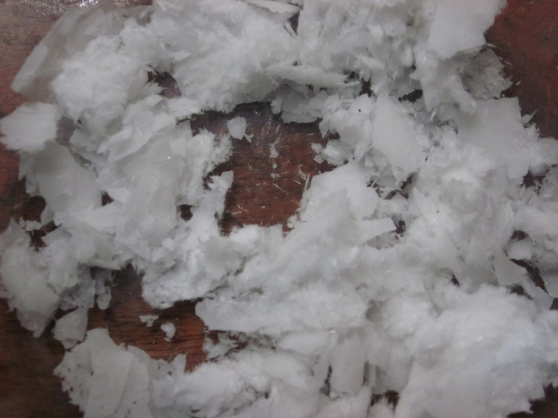 Reproduction of the NaHCO3 method (ff ff method) with Celtic Sea Salt to obtain pure m-state material 27c-ff10