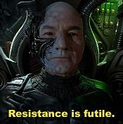A Lurker Girds His Loins... Resist10