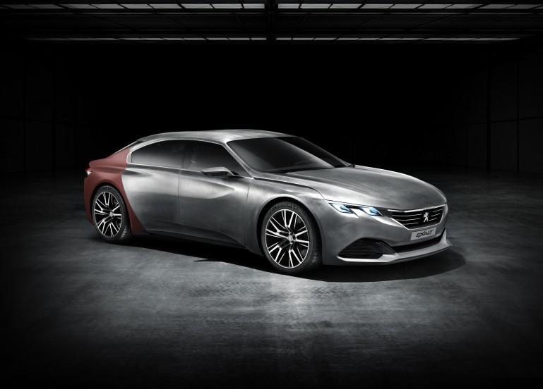 Peugeot EXALT Concept Peugeo10