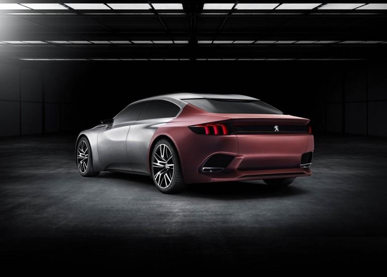 Peugeot EXALT Concept Peugeo11