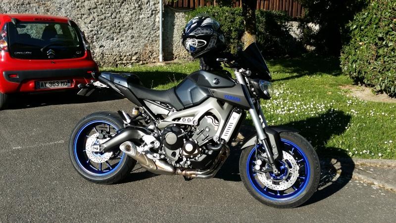 Photos de toutes les Yamaha MT-09 du forum ! :) - Page 6 20140411