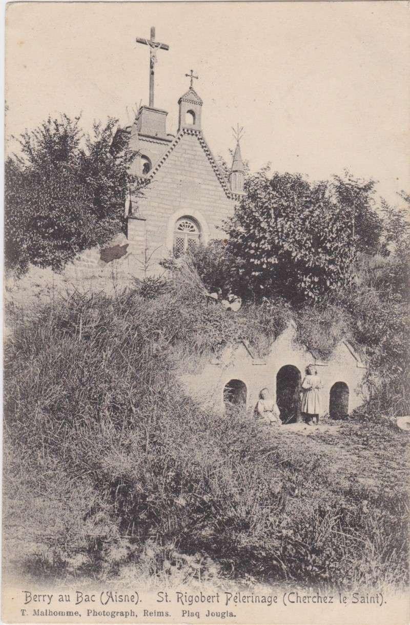 St Rigobert: Sa chapelle à Gernicourt et la légende de son oie St_rig10