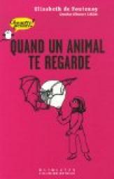 [Fontenay, Elisabeth (de)] Quand un animal te regarde Quan_110
