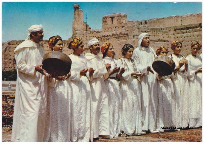 Amazigh Amazighité Amazighisation  Mimoun12