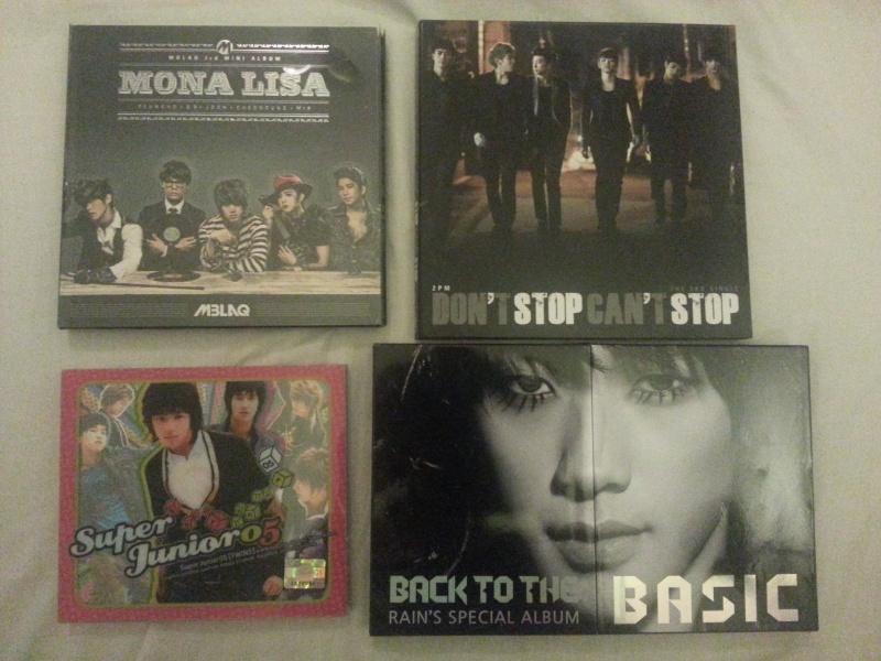 [UPDATED][VERKAUFE] Kpop CDs und Arashi DVDs und CD 20140410