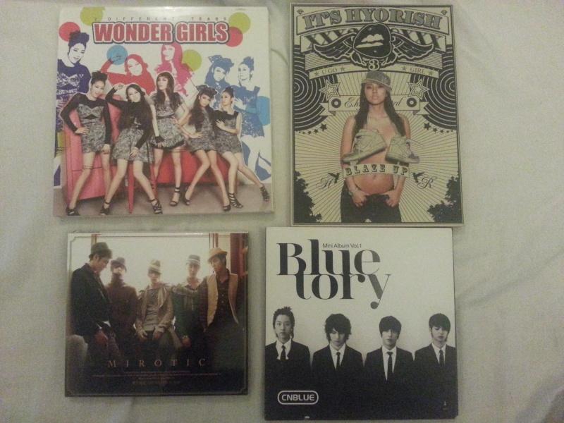 [UPDATED][VERKAUFE] Kpop CDs und Arashi DVDs und CD 20140413