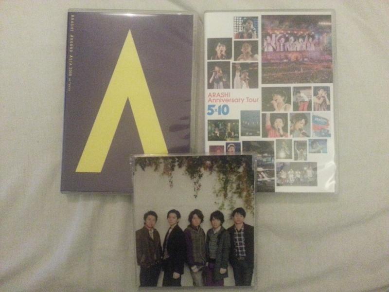 [UPDATED][VERKAUFE] Kpop CDs und Arashi DVDs und CD 20140414