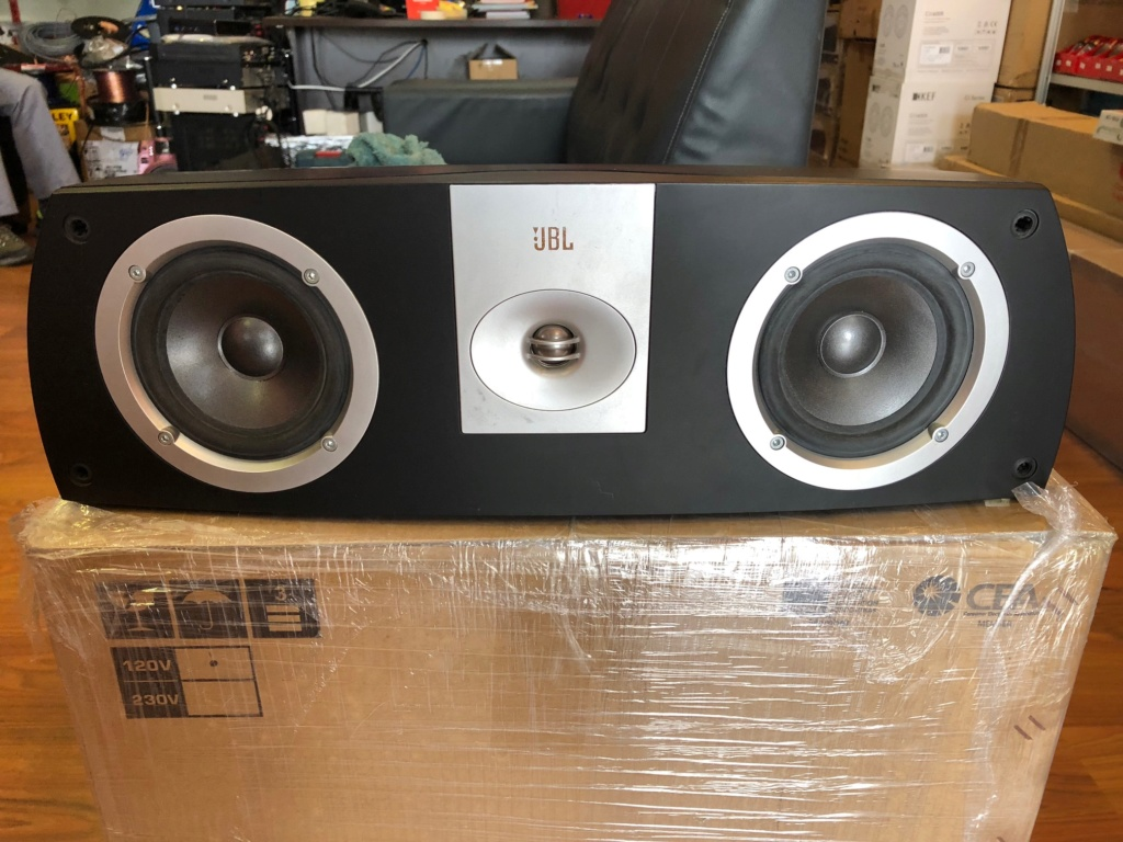 JBL Centre Speaker (SOLD) 110