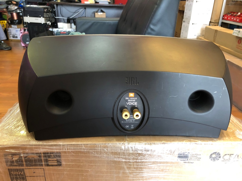 JBL Centre Speaker (SOLD) 310