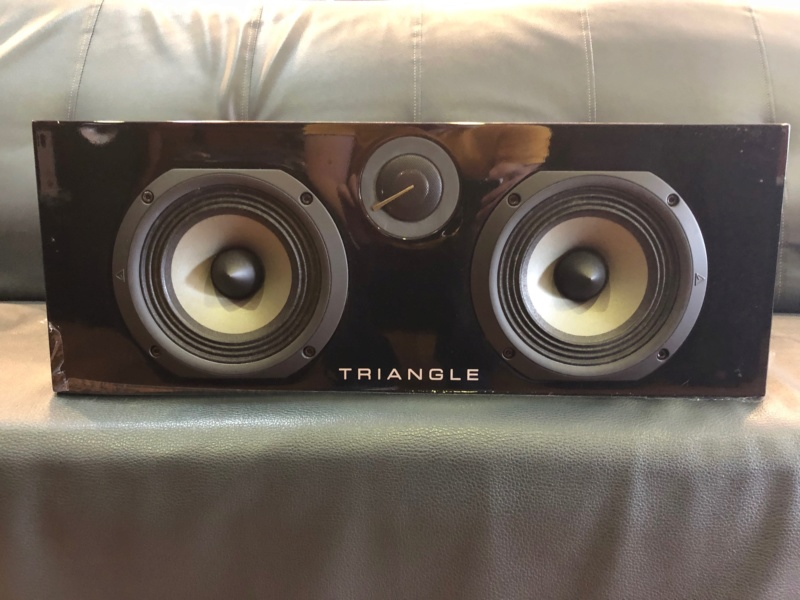 Triangle Center channel speaker (Used) Image120