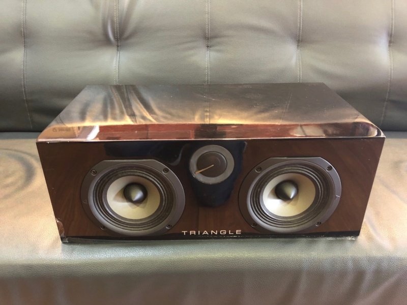 Triangle Center channel speaker (Used) Image222