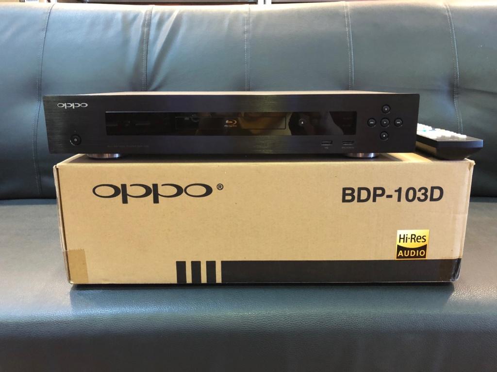 Oppo Bdp103D Jailbreak (used) Image310