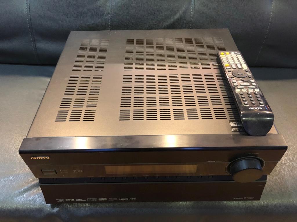Onkyo TX-NR807 7 Channel  AV Receiver (Used) Image511