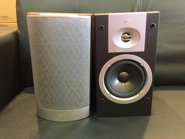 jbl bookshelf speaker used. Black Bedroom Furniture Sets. Home Design Ideas