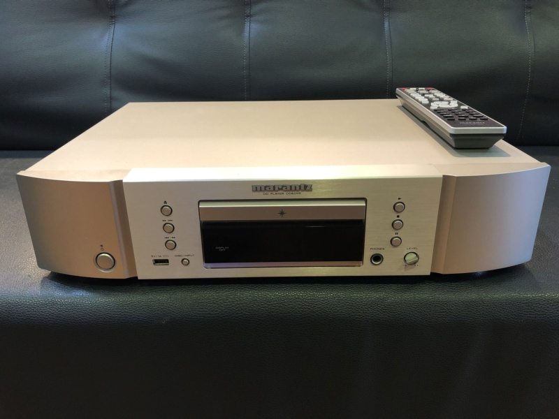 Marantz CD 6005 Cd Player (sold) Img_0012