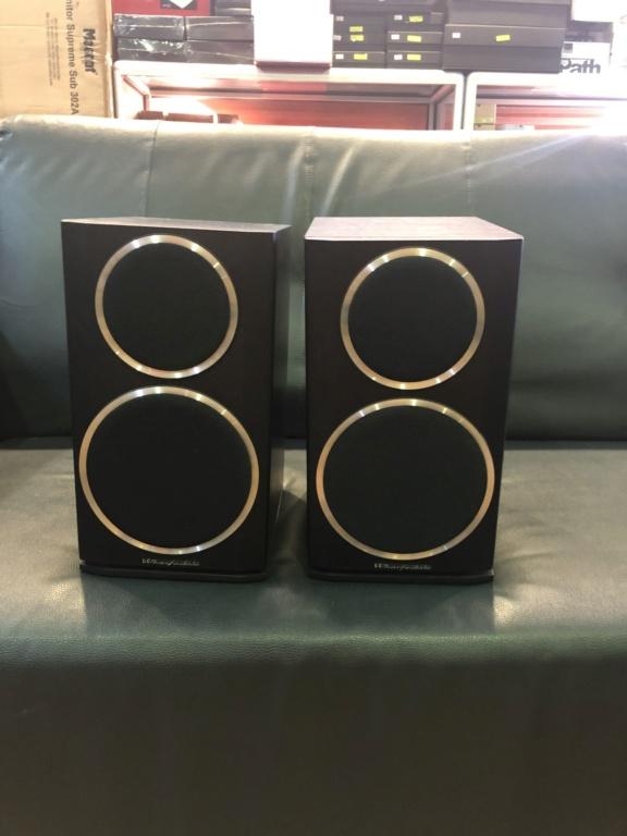 Wharfedale Bookshelf Speaker (sold) Img_0613
