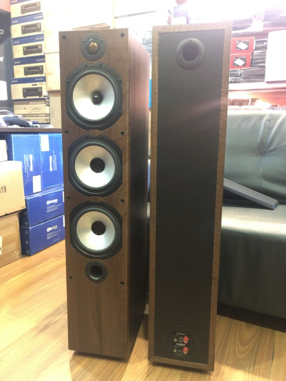 Monitor Audio Floor Standing Speaker (Used) Img_0620