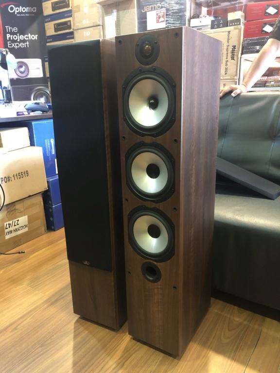 Monitor Audio Floor Standing Speaker (Used) Img_0621