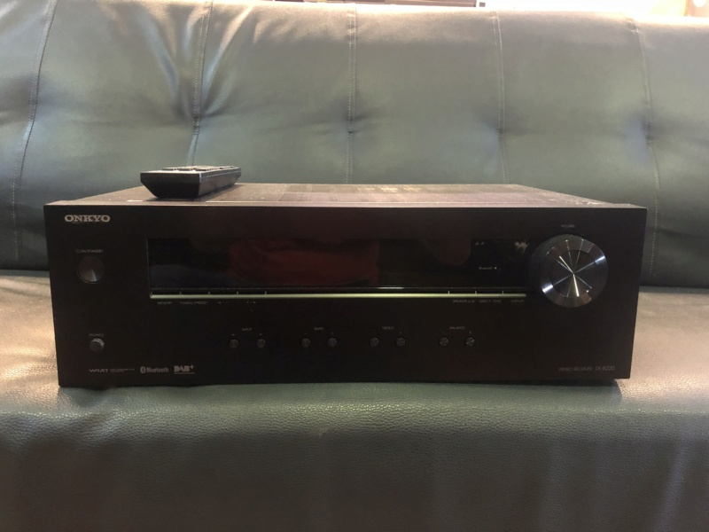 Onkyo TX 8220 Stereo Receiver (Used) Img_0810