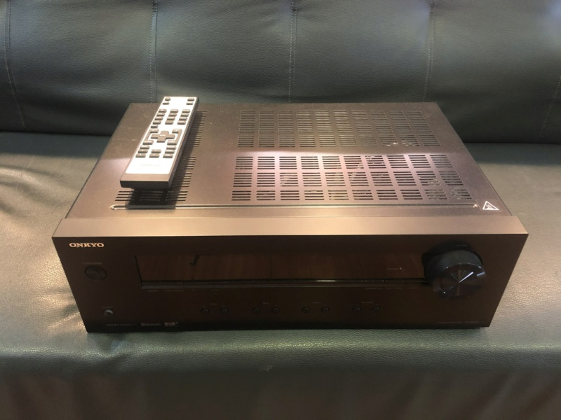 Onkyo TX 8220 Stereo Receiver (Used) Img_0812