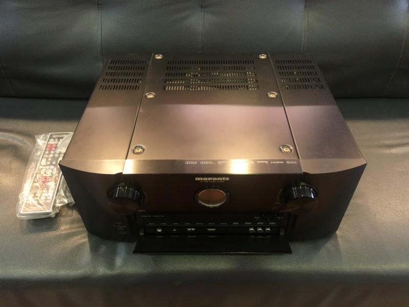 Marantz AV 8801 AV Processor (Used) Img_0815
