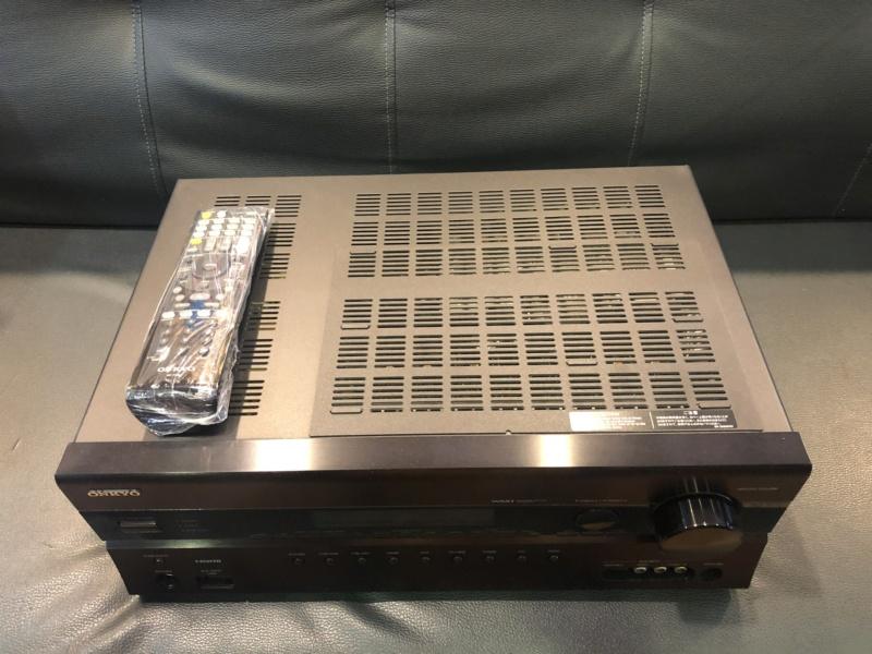 Onkyo TX-SR607 AV Receiver (Used) Img_1913