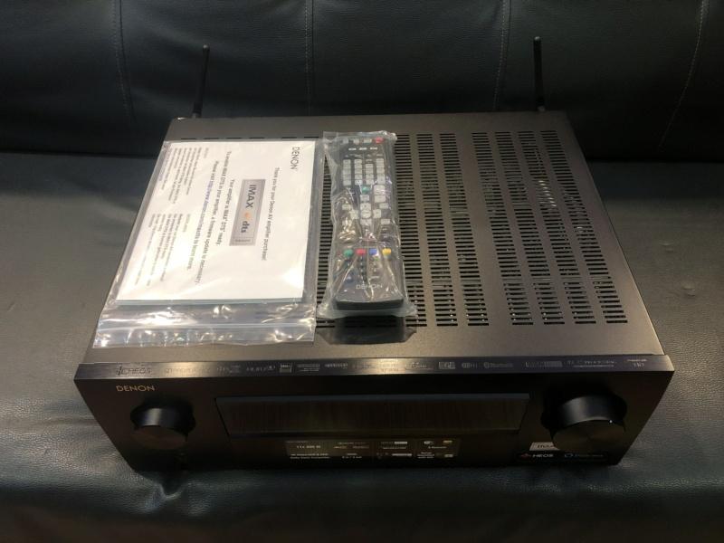 Denon Avc-X 6500H 11.2 Ch (Used) Img_3012
