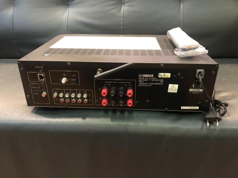 Yamaha R- N303 Stereo Amp (Used) Img_3019