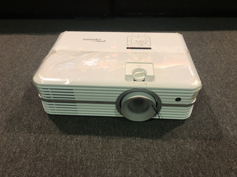 Optoma UHD50 4K Projector (Sold) Img_3410