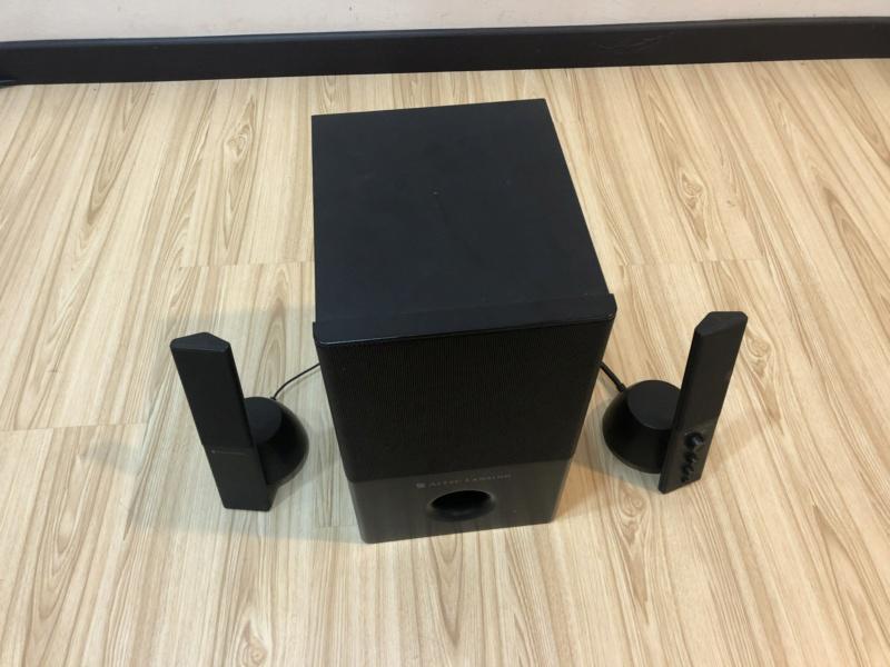 Altec Lansing 2.1 CH Speaker System (Used) Img_3423