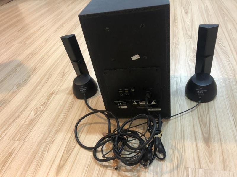 Altec Lansing 2.1 CH Speaker System (Used) Img_3424