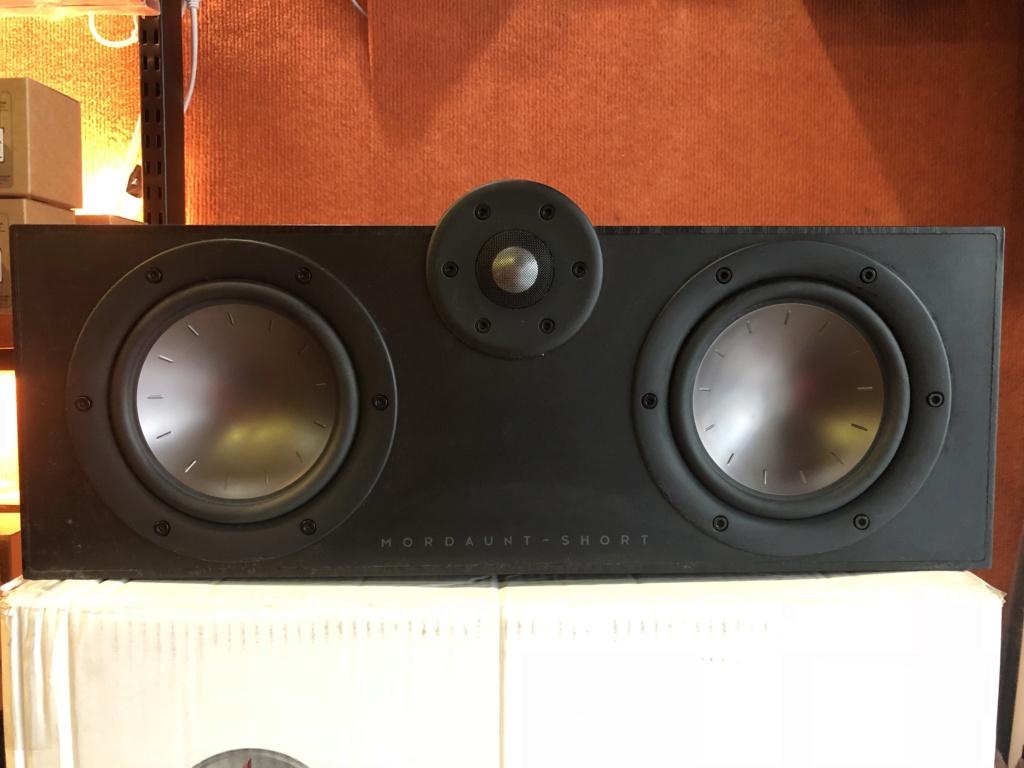 Mordaunt Short Mezzo 5 Centre Speaker (Used) Img_3519