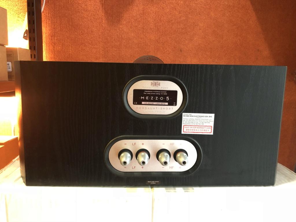 Mordaunt Short Mezzo 5 Centre Speaker (Used) Img_3521