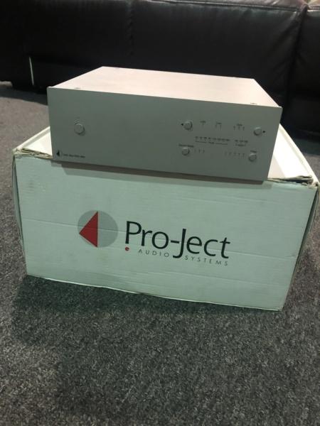 Pro-Ject Dac Box  (Used) Img_3524