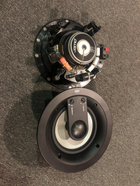 Jamo InCeiling Atmos Speaker (Used) Img_3527