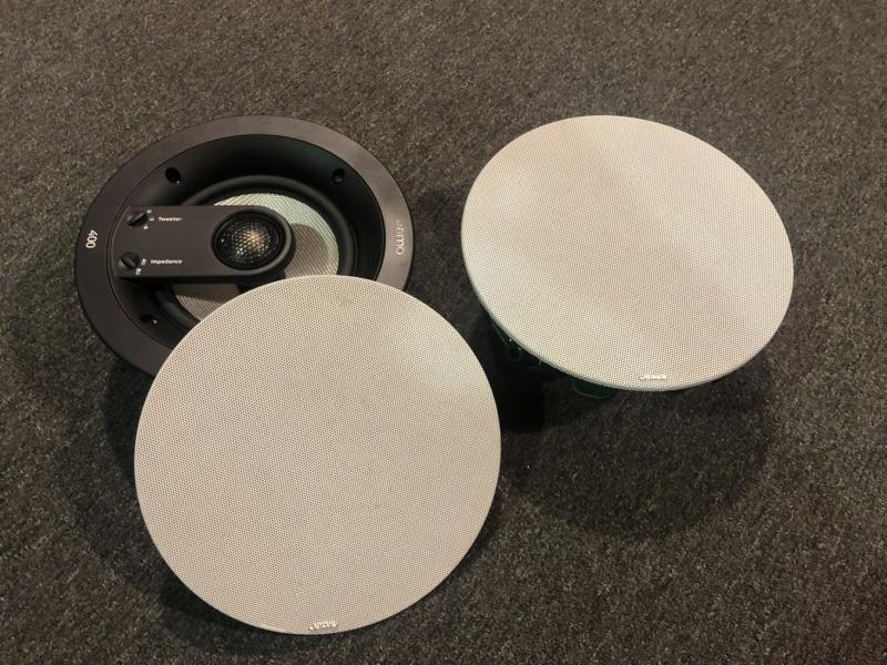 Jamo InCeiling Atmos Speaker (Used) Img_3529