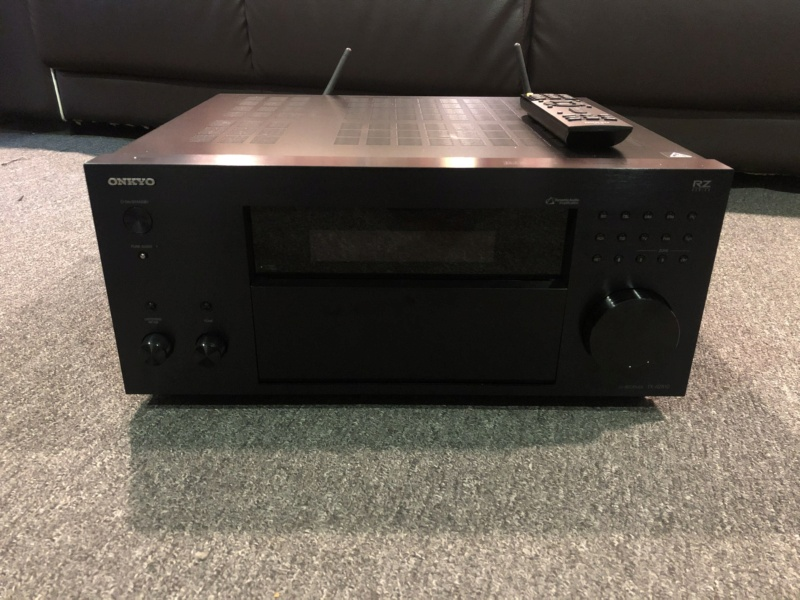 Onkyo TX-RZ 810 AV Receiver (Sold) Img_3710